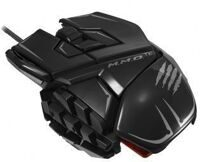 Проводная мышь Mad Catz M.M.O.TE Gaming Mouse (Gloss Black) (PC/MAC)