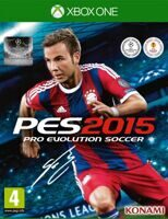 Игра Pro Evolution Soccer 2015 (PES 15) (XBOX One, русская версия)
