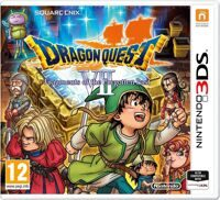 Игра Dragon Quest VII (3DS)