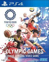 Игра Tokyo 2020 Olympic Games Official Videogame (PS4, русская версия)