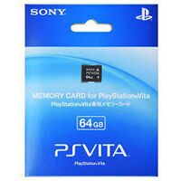 Карта памяти Sony PS Vita Memory Card 64GB