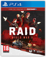 Игра RAID World War II (PS4, русская версия)
