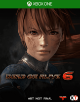 Игра Dead or Alive 6 (XBOX One, русская версия)