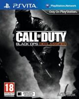 Игра Call of Duty: Black Ops 2 Declassified (PS Vita)