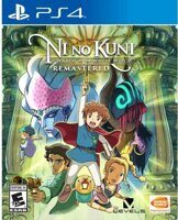 Игра Ni No Kuni: Wrath Of The White Witch Remastered (PS4, русская версия)