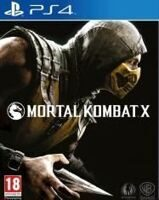 Игра Mortal Kombat X (PS4, русская версия)