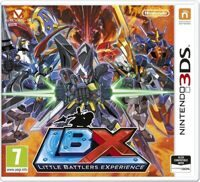 Игра Little Battlers Experience (3DS)