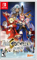 Игра Fate EXTELLA: The Umbral Star  (Nintendo Switch)