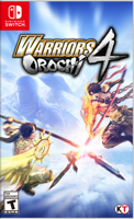 Игра WARRIORS OROCHI 4 (Nintendo Switch)