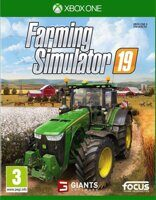 Игра Farming Simulator 19 (XBOX One, русская версия)