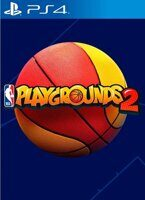 Игра NBA Playgrounds 2 (PS4)