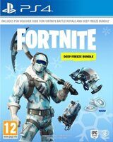 Игра Fortnite Deep Freeze Bundle (PS4, русская версия)