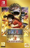Игра One Piece Pirate Warriors 3 Deluxe Edition (Nintendo Switch)