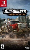 Игра Spintires: MudRunner American Wilds (Nintendo Switch, русская версия)