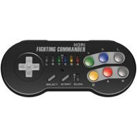 Беспроводной геймпад для Nintendo SNES Hori Fighting Commander Wireless