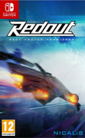 Игра Redout (Nintendo Switch)