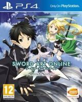 Игра Sword Art Online: Lost Song (PS4)