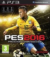 Игра Pro Evolution Soccer 2016 (PES 16) (PS3)