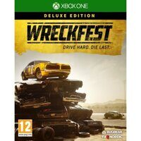 Игра Wreckfest Deluxe Edition (XBOX One, русская версия)