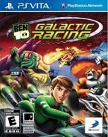 Игра Ben 10: Galactic Racing (PS Vita)