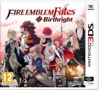 Игра Fire Emblem Fates: Birthright (3DS)