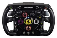 Съемное рулевое колесо Thrustmaster Ferrari F1 wheel (PS4/PS3/XBOX One/PC)