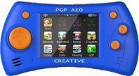 PGP AIO Creative 2,8'' Touch + 100 игр 32 bit (MGS11-B) (синяя)