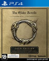 Игра The Elder Scrolls Online: Gold Edition (PS4)