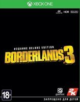 Игра Borderlands 3 Deluxe Edition (XBOX One, русская версия)