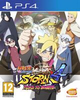 Игра Naruto Shippuden Ultimate Ninja Storm 4: Road to Boruto (PS4, русская версия)