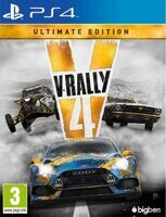 Игра V-Rally 4 Ultimate Edition (PS4, русская версия)