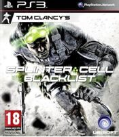 Игра Tom Clancy's Splinter Cell Blacklist: The 5th Freedom Edition (PS3, русская версия)