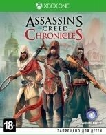 Игра Assassin's Creed Chronicles (XBOX One, русская версия)