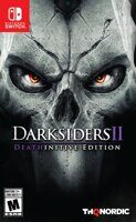 Игра Darksiders II Deathinitive Edition (Nintendo Switch, русская версия)