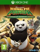 Игра Kung Fu Panda: Showdown of Legendary Legends (XBOX One)
