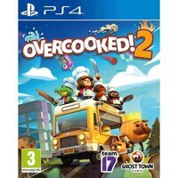 Игра Overcooked! 2 (PS4)