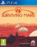 Игра Surviving Mars (PS4, русская версия)