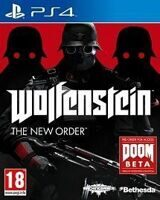 Игра Wolfenstein: The New Order (PS4, русская версия)
