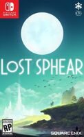 Игра Lost Sphear (Nintendo Switch)
