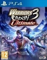 Игра Warriors Orochi 3 Ultimate (PS4)