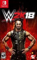 Игра WWE 2K18 (Nintendo Switch)