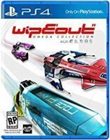 Игра Wipeout Omega Collection (PS4, русская версия)