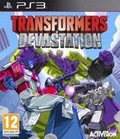 Игра Transformers: Devastation (PS3)