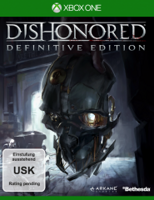 Игра Dishonored Definitive Edition (XBOX One, русская версия)