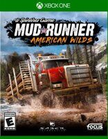 Игра Spintires: MudRunner American Wilds (Xbox One, русская версия)