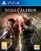 Игра SoulCalibur VI (PS4, русская версия)
