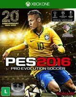 Игра Pro Evolution Soccer 2016 (PES 16) (XBOX One, русская версия)