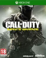 Игра Call of Duty: Infinite Warfare (XBOX One, русская версия)