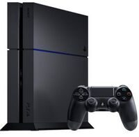 Sony PlayStation 4 (500GB) (CUH-1216A)