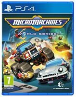 Игра Micro Machines World Series (PS4)